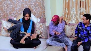 Iidle Yare iyo Qaali Ladan oo Faataale wada kulmay | Short Film 2018