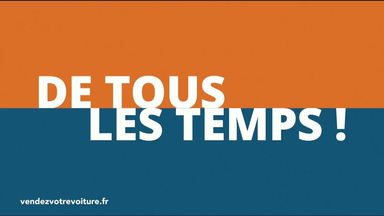 """Musique de la pub vendezvotrevoiture.fr """"la meilleure offre de tout les temps""""  Juillet 2021"""