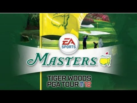 Tiger Woods PGA Tour 12: The Masters - Round 1 (1080p)