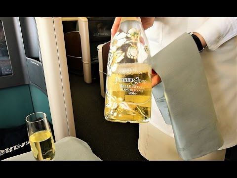 Korean Air A380 First Class Suite New York JFK to Seoul Incheon KE082