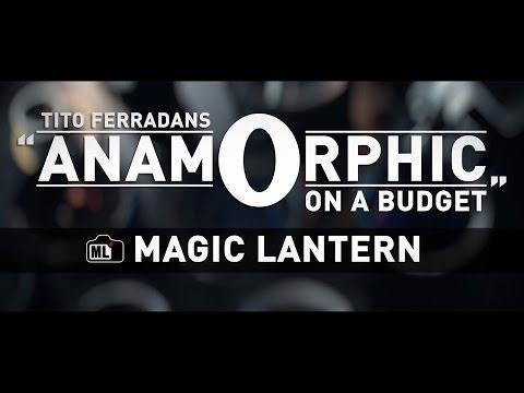 MagicLantern and Anamorphic