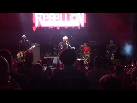 Vibrate Two Fingers  - Live Rebellion Festival Blackpool 2019 - Punk Rock Band From Japan
