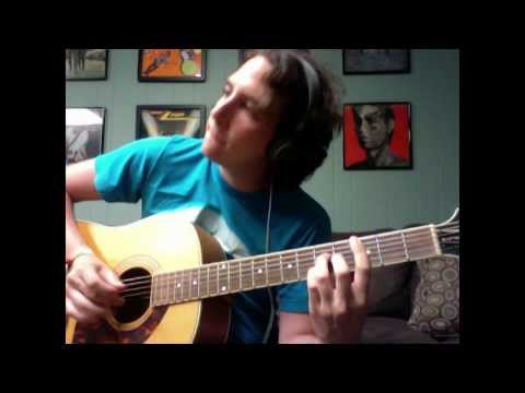 Daft Punk  Voyager with TABS  Fingerstyle   Ray McGale Disy  1014