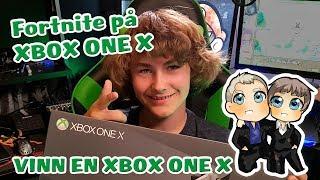 Fortnite på Xbox One X fra Elkjøp