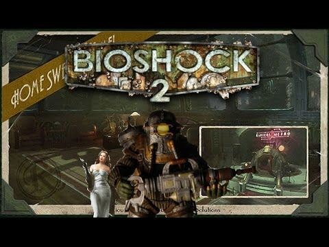 Bioshock 2 Online Battles: The Road To Level 50! and The Bioshock series' Future Discussion