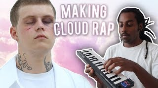How To Make a Cloud Rap Beat Like Yung Lean   Logic Pro X Tutorial Prod by Ocean