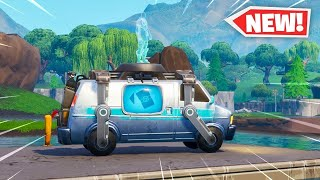 FORTNITE RESPAWN VAN AND HIGH-EXPLOSIVES AVAILABLE NOW!