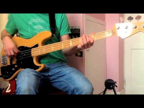 The Specials - Ghost town - Bass tutorial - YouTube