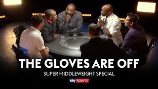 The Gloves Are Off | Super Middleweight Special | Roy Jones Jr, Calzaghe, Eubank, Collins