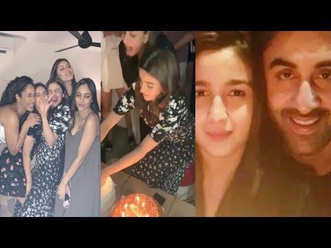 INSIDE Videos | DRUNK Alia Bhatt Celebrate Birthday With BOYFRIEND Ranbir Kapoorr Mp3