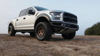 Ford Raptor –The King of Roads