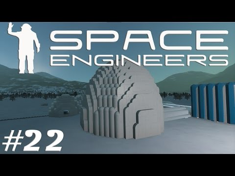 Let's Play Space Engineers S2E22 Bigloo