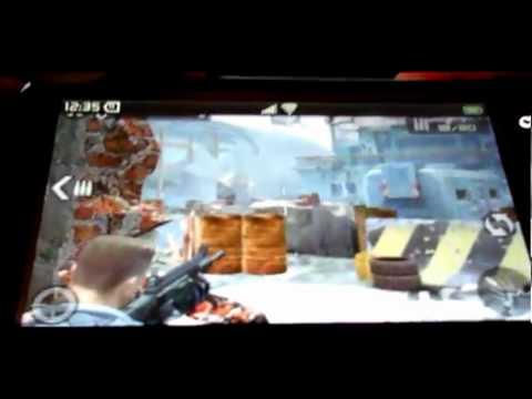 Видеообзор смартфона Huawei U8800 X5 Pro Black - часть третья.wmv
