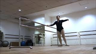 JETES - Adult Ballet Class with Teacher Ericka