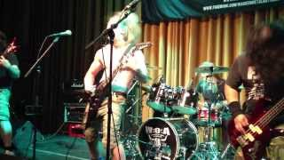 Chainsaw - Ruled by Fear (Live at Wacken Metal Battle Stockholm 2013)