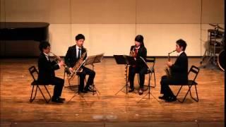 YNU Saxophone Orchestra Summer Concert 2015 2015/8/29 @横浜市泉区民文化センター テアトルフォンテ.