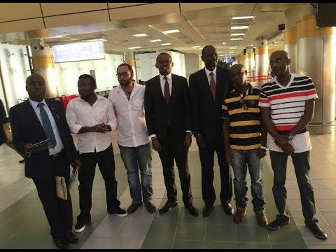 4 Kenyans jailed in South Sudan released from jail