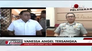 Vanessa Angel Jadi Tersangka, Ini Penjelasan Polda Jawa Timur