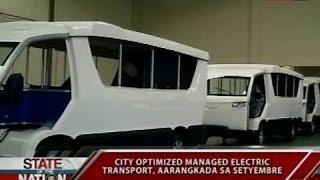 SONA: Makabagong jeep, binubuo ng Sarao Motors