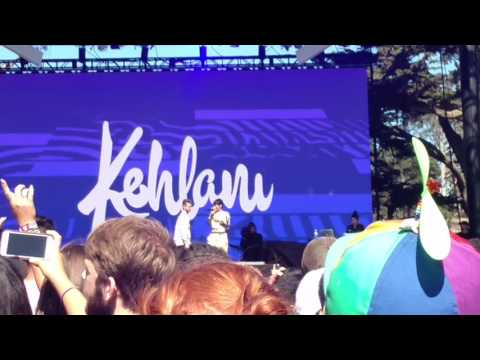 Kehlani With Special Guest Marc E. Bassy - Lock It Up @ Outside Lands 2016 [1080P]