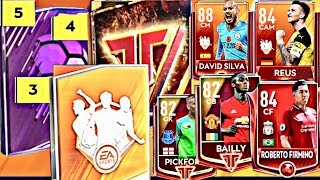 TOTW AND TEAM HEROES BUNDLE PACKS OPENING- I got all first group elite team heroes in fifa Mobile 19