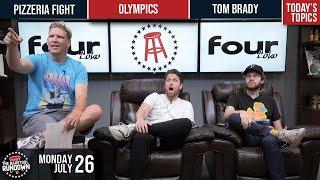 Tom Brady's Viral Video and a Pizzeria Fight - Barstool Rundown - July 26, 2021