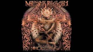 Meshuggah - The Demon's Name Is Surveillance (﴾ʘƦɪɢɪɴɑʟ﴿)