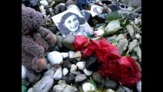 Besuch im KZ Bergen-Belsen