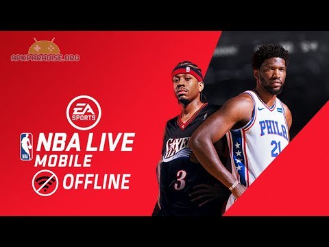 NBA LIVE MOBILE OFFLINE Android Gameplay + Download Links