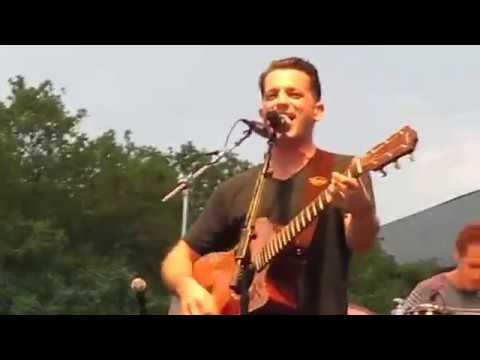 """O.A.R. performs Billy Joel's """"The Downeaster Alexa"""" on 8/26/11 at Govenors Island, NY"""