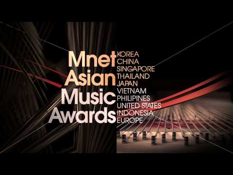 2012 Mnet Asian Music Awards In HONG KONG ENG