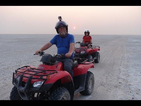 Eine Motorrad Reise durch Südafrika - Botswana - Sambia 2017 Teil 3