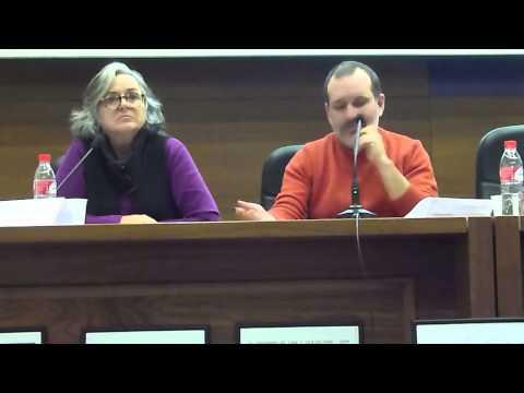 Presentación y Debate Universidad Autónoma de Madrid