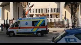 Tragedia alla parrocchia Sant'Andrea