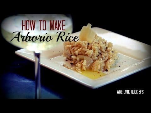 How to Make Risotto / Arborio Rice