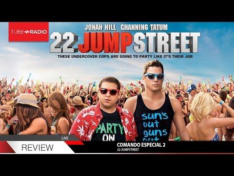 Critica (Review) Comando Especial 2 / 22 Jump Street esteralizada por Channing Tatum y Jonah Hill.