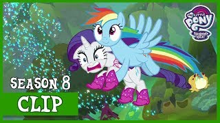 Rarity and Rainbow's Friendship-repairing Adventure (The End in Friend) | MLP: FiM [HD]