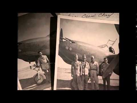 WWII Lost and Found P-38 James P. Dibble
