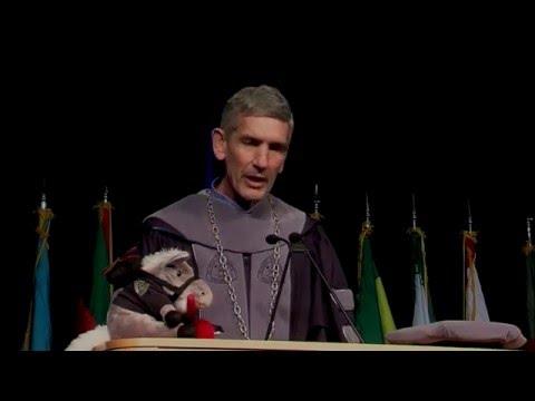 Winter 2015: Undergraduate Commencement Ceremony