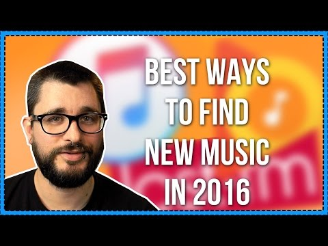 How We Discover New Music in 2016 - Viewer responses