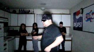 Strobe light dancing i