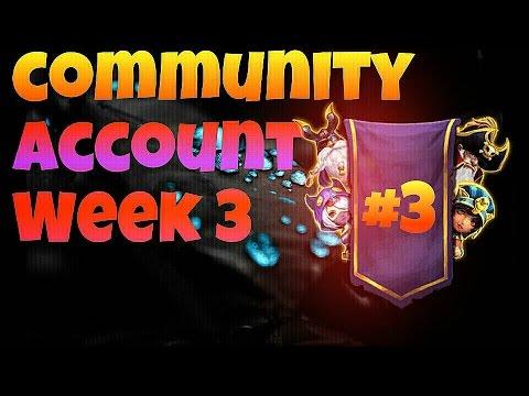 Castle Clash Community Account Week 3