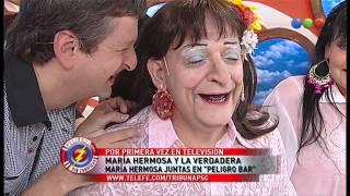 Peligro Bar, María Hermosa (Imitación) - Peligro Sin Codificar