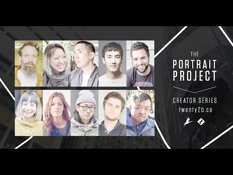 The Portrait Project: Creator Series Trailer | Drift Compass