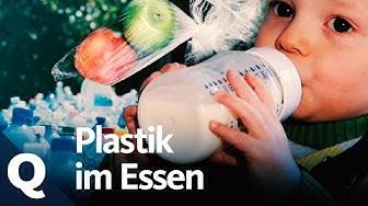 Was vom Plastik ins Essen kommt und wie es uns schadet | Quarks