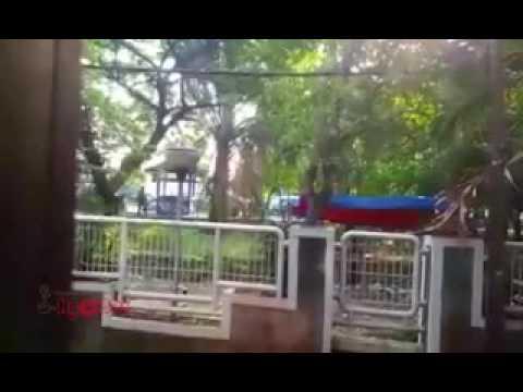 Penyerangan teroris di pos polisi cikokol