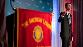 2019 American Legion National Oratorical Contest - Caleb Maue - Prepared Oration