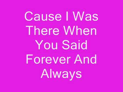 Always and forever planetshakers lyrics