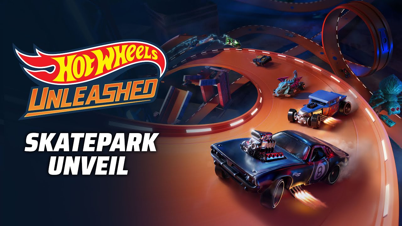 Hot Wheels Unleashed™ Skatepark Unveil