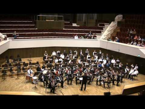 Helmut Quakernack  Transylvania- Suite  2. Satz : Ajde Jano (Serbian Folksong)
